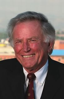 Photo of Gary Hart, Wirth Chair Professor, School of Public Affairs