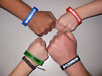 USB wristbands