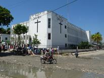 Hospital in Haiti