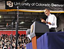 President Barack Obama outlines plan to alleviate student debt
