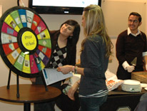 CU Denver students enjoy information, food and prizes at Career Center open house