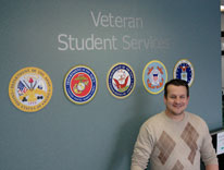 CU Denver Veteran Student Services Director Cameron Cook to welcome Mitt Romney to campus