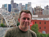 Ken Schroeppel joined the CU Denver Planning and Design faculty in spring semester 2012.
