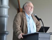 Mark Shell, Harvard University professor of Comparative Literature