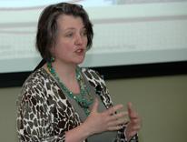 Kathleen Merrigan, U.S. Deputy Secretary of Agriculture