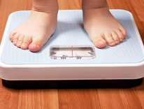 Type 2 diabetes in adults and children is closely linked to being overweight