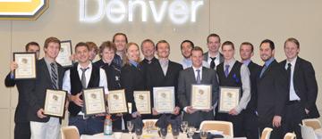 Denver Campus recognizes student leaders