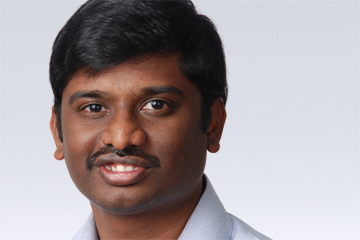 Dr. Arunprakash Karunanithi, Assistant Professor in the department of Civil Engineering