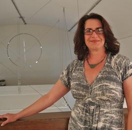 Shannon Corrigan, Director and Curator, Emmanuel Gallery