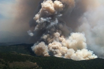 Math professors at CU Denver are studying data assessments to track wildfires in real time.