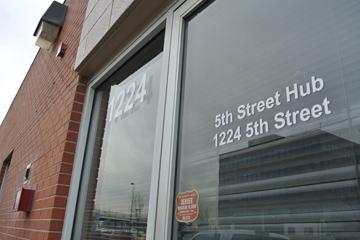 5th Street Hub, 1224 5th Street