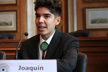 Joaquin Gallegos