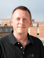 Ken Schroeppel is an instructor in the College of Architecture and Planning at CU Denver