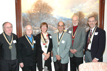 Faculty honored for 25 years of service to CU Denver | Anschutz Medical Campus