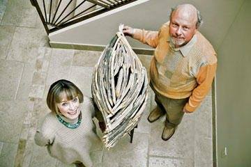 Don and Maria Johnson are contributors to CU Denver College of Architecture and Planning Finnish Initiative project