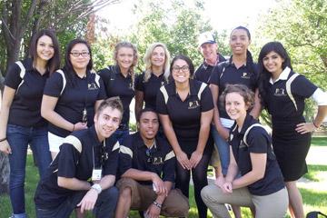 CU Denver's Peer Advocate Leaders