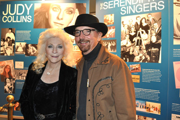 Judy Collins with Chris Daniels