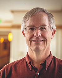 Bob Johnk, alumnus