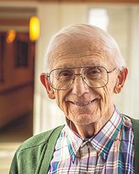 Carl Johnk, faculty