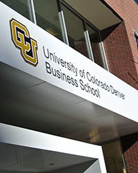 CU Denver Business School