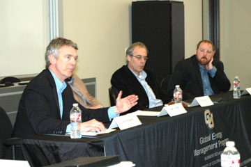 Panel discusses water and energy at CU Denver Business School event