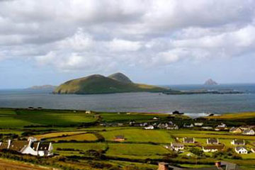 Photograph from Blasket Island Songbook