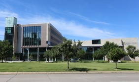 CU Student Commons Building
