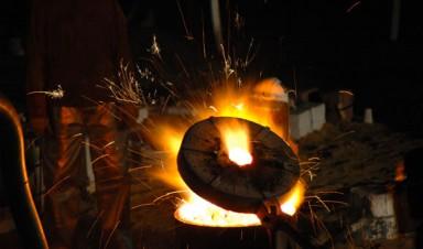 Fifth annual Iron Art Festival, 2015