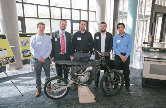 Engineering Competition Spotlights Innovations By Students Cu Denver News