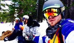 Brock Byrd on Copper Mountain