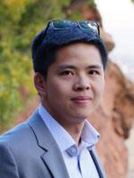 CU Denver professor Tam Vu