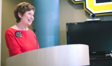 CU Denver Chancellor finalist Dorothy Horrell