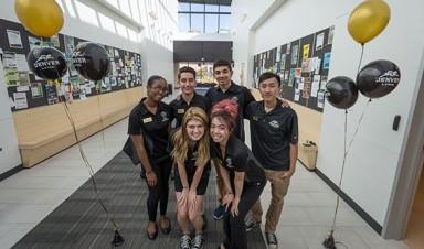 CU Denver Student Ambassadors
