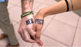 Message of Title IX outreach is Respect
