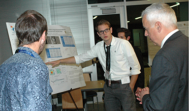 Bioscience 2 open house at CU Anschutz