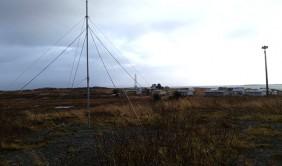 CU Denver antenna installed in Alaska