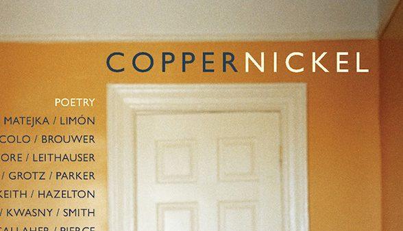 COPPER NICKEL 20 Cover