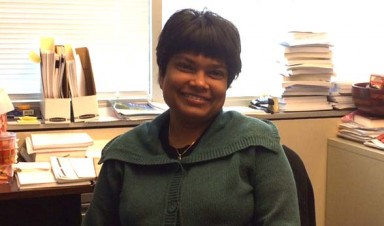 CU Denver Business School Assistant Professor Rina Ray