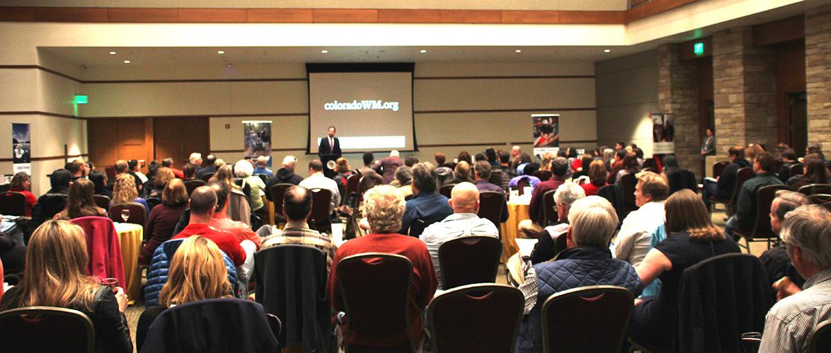 Wilderness Medicine launch at CU South Denver