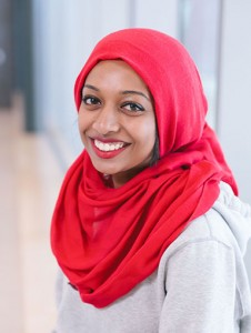 Iman Mohamed in 2016