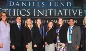 Daniels Fund Ethics Initiative's Team