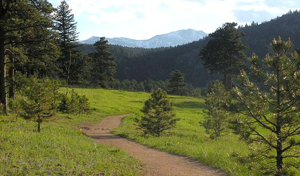 Alderfer/Three Sisters Park in Evergreen