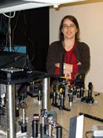 ASU Chemistry professor Marcia Levitus