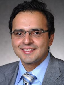 CU Denver chemistry professor Marino Resendiz