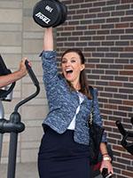 CU Denver Student Wellness Center Director Amber Long