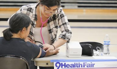 9Health Fair at Auraria Campus