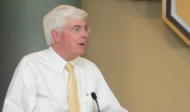 Provost Roderick Nairn