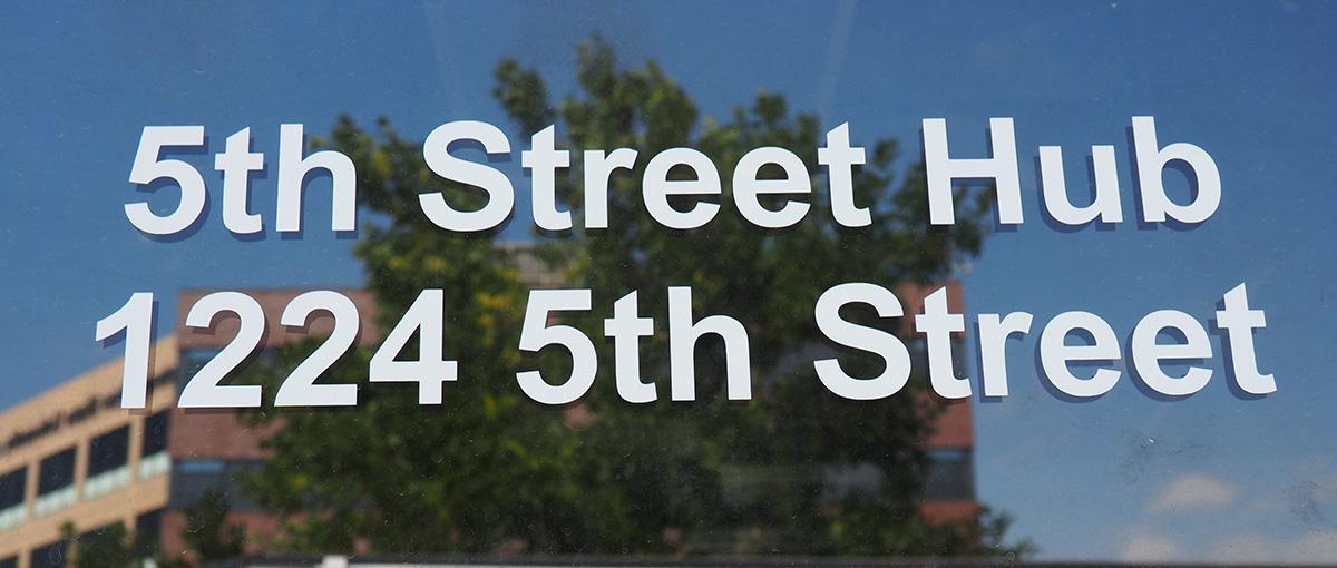 5th Street Hub
