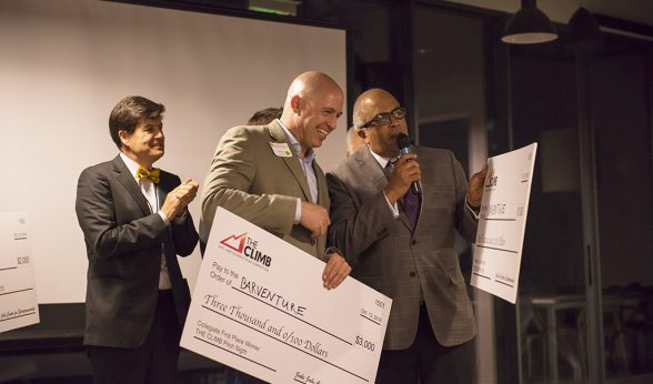 CU Denver students earn prizes at THE CLIMB: Jake Jabs Business Plan Challenge