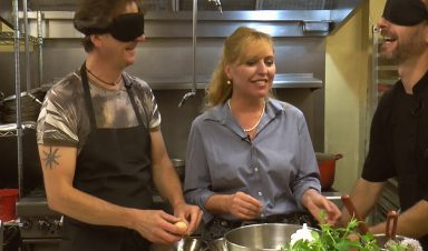 'Cooking in the Dark' episode on RMPBS